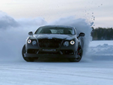 "Bentley ""Power on Ice"" edited in Adobe Premiere Pro."