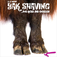 Yak Shaving for Kicks and Giggles - a new interactive fiction by J. J. Guest